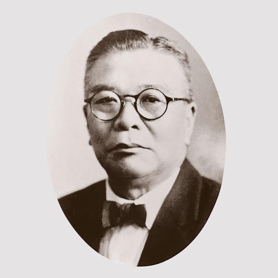 Die Anfänge von Citizen: Der Tokioter Juwelier Kamekichi Yamazaki gründete 1918 das Shokosha Watch Research Institute