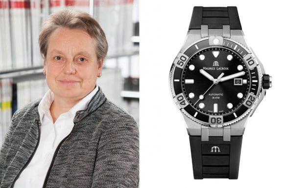 6 robuste Sportuhren: Martina Richter, stellvertretende Chefredakteurin des UHREN-MAGAZINS, empfiehlt die Maurice Lacroix Aikon Venturer