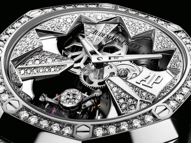 Audemars Piguet: Invisible Setting