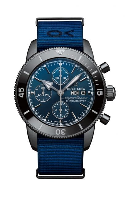 Breitling: Superocean Heritage II Chronograph 44 Outerknown