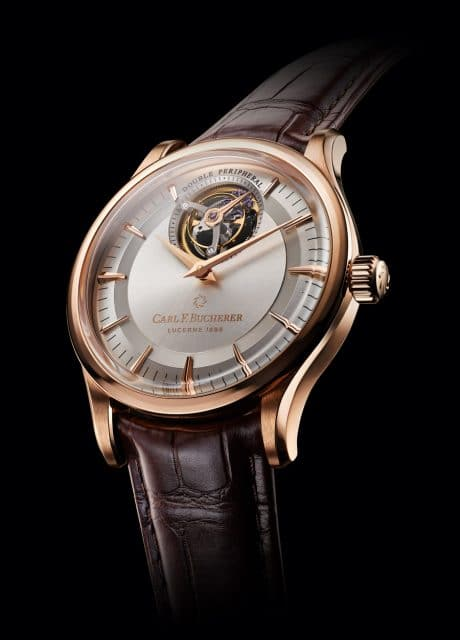 Carl F. Bucherer: Heritage Tourbillon Double Peripheral Limited Edition