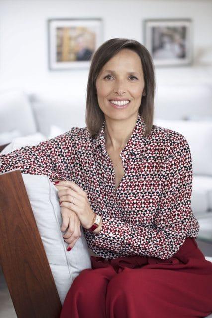 Catherine Renier ist seit Mai 2018 CEO von Jaeger-LeCoultre
