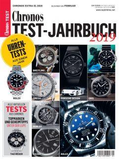 Chronos Testjahrbuch 2019