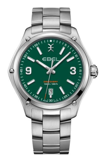 Ebel: Discovery Gent
