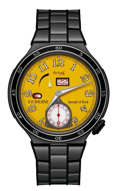 F.P. Journe: Octa Sport 2018