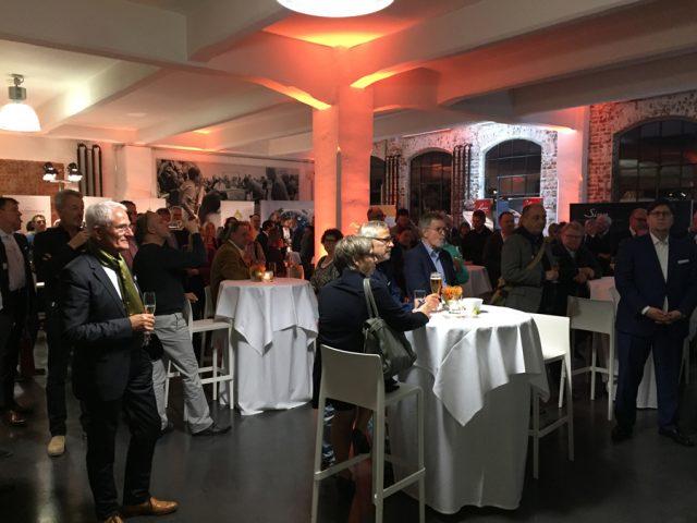 Wer angemeldet war, kam auch: Rund 100 Uhreninteressierte besuchten die Veranstaltung in der Frankfurter Klassikstadt.