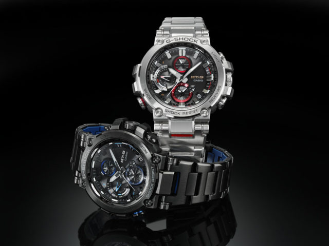 G-Shock: MT-G