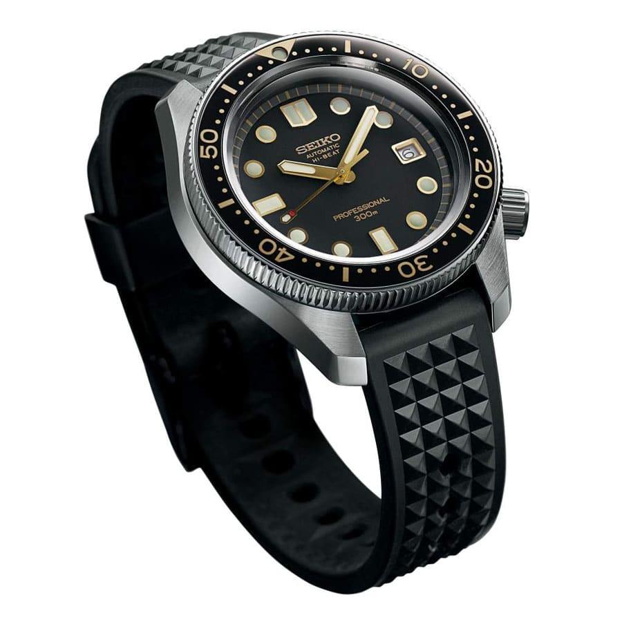 """GPHG 2018: Die Seiko Prospex 1968-Diver's-Re-Creation gewinnt in der Kategorie """"Sports Watch"""""""