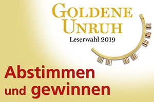 Goldene Unruh 2019