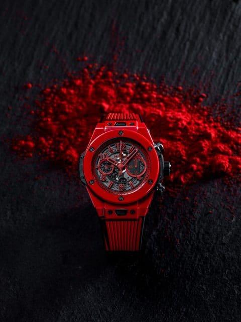 Hublot: Big Bang Unico Red Magic