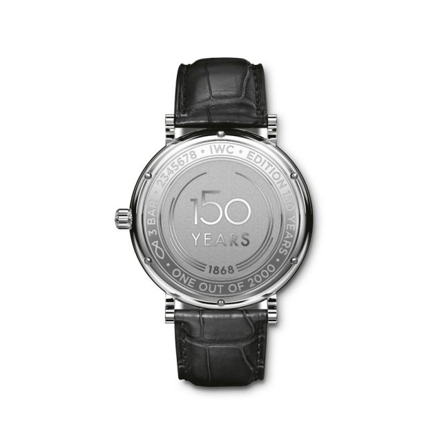 IWC: Portofino Automatic Edition 150 Years