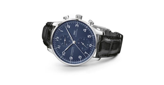 IWC: Portugieser Chronograph Edition 150 Years