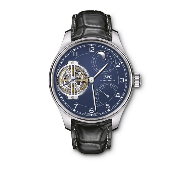 IWC: Portugieser Constant-Force Tourbillon Edition 150 Years