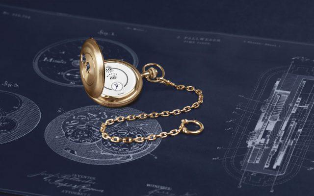 IWC: Taschenuhr 150 Years Collection