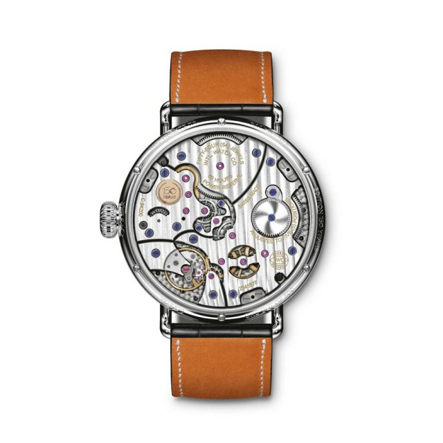 IWC: Tribute To Pallweber Edition 150 Years