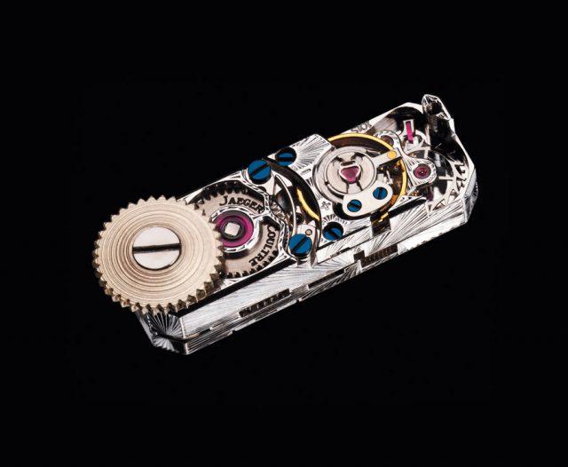 Jaeger-LeCoultre: Kaliber 101, das kleinste mechanische Uhrwerk der Welt