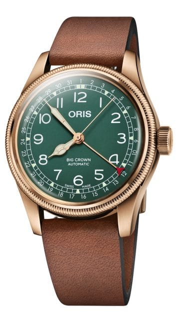 Oris: Big Crown Pointer Date 80th Anniversary Edition