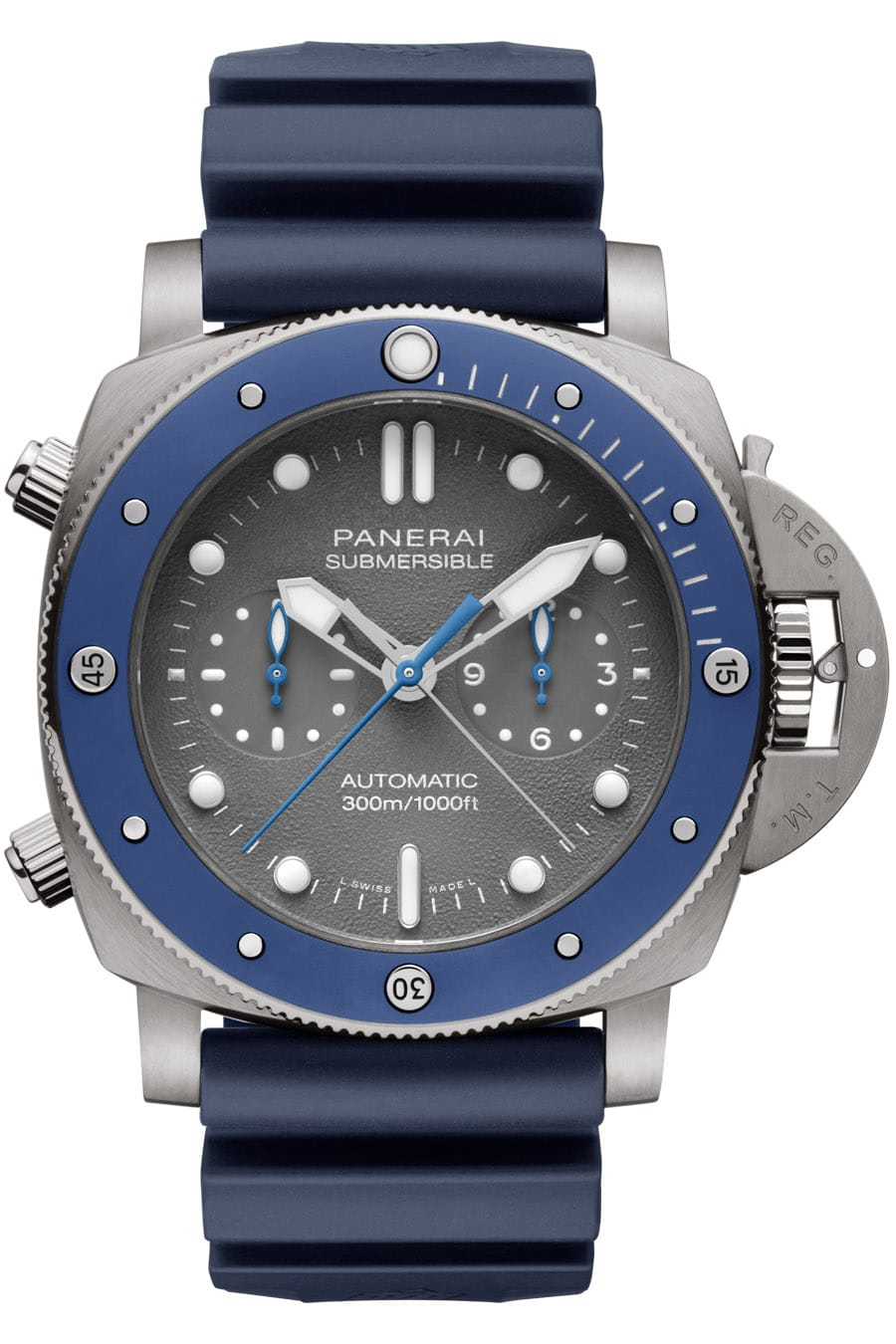 Panerai Submersible Chrono Guillaume Néry Edition – PAM00982