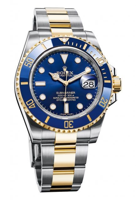 Rolex Oyster Perpetual Submariner Date, Referenz 116613LB