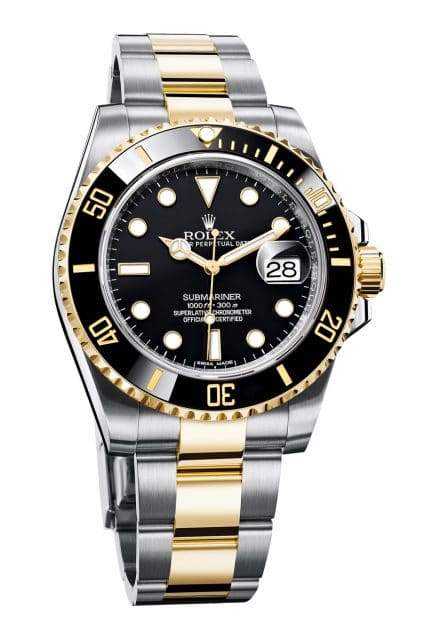 Rolex Oyster Perpetual Submariner Date, Referenz 116613LN