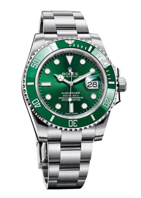 Rolex Oyster Perpetual Submariner Date, Referenz 116610LV