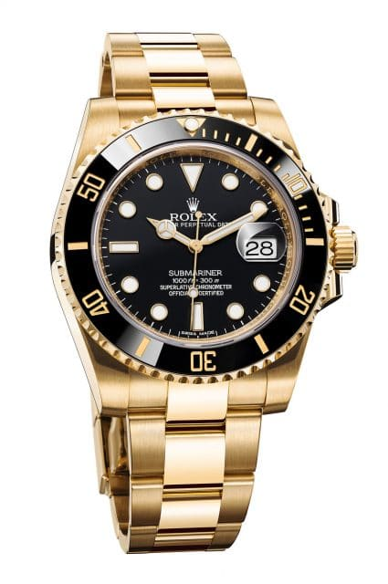 Rolex Oyster Perpetual Submariner Date, Referenz 116618LN