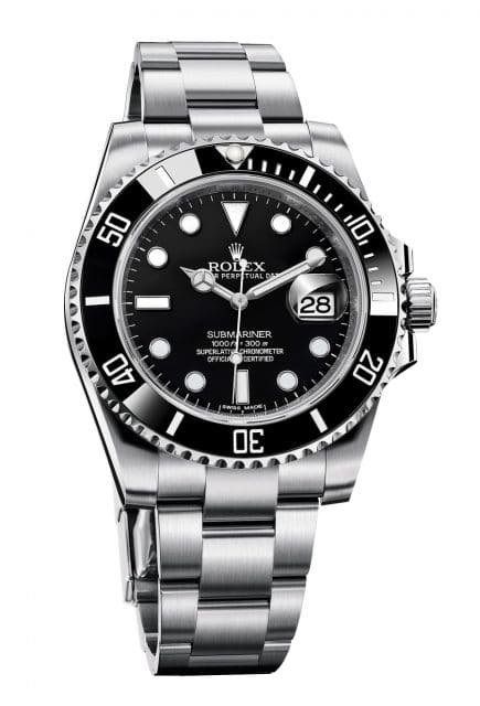 Rolex Oyster Perpetual Submariner Date, Referenz 116610LN