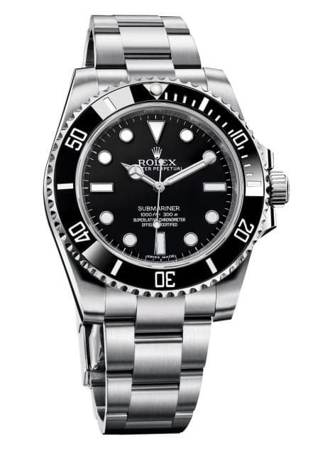 Rolex Oyster Perpetual Submariner, Referenz 114060