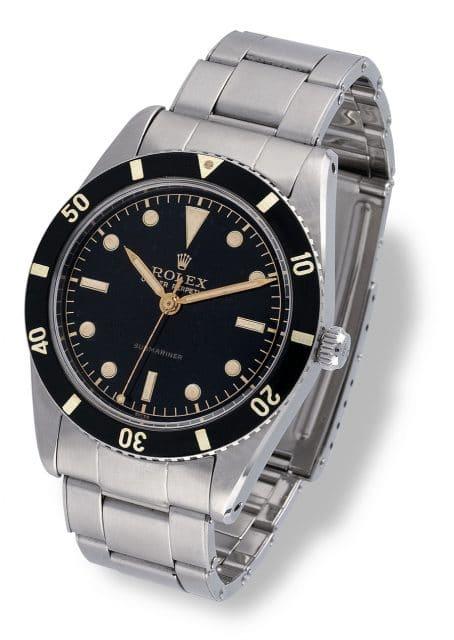 Rolex: Submariner Ref. 6204 von 1953