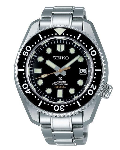 Seiko: Prospex Marinemaster Professional Referenz SLA021J1 mit bester Ablesbarkeit