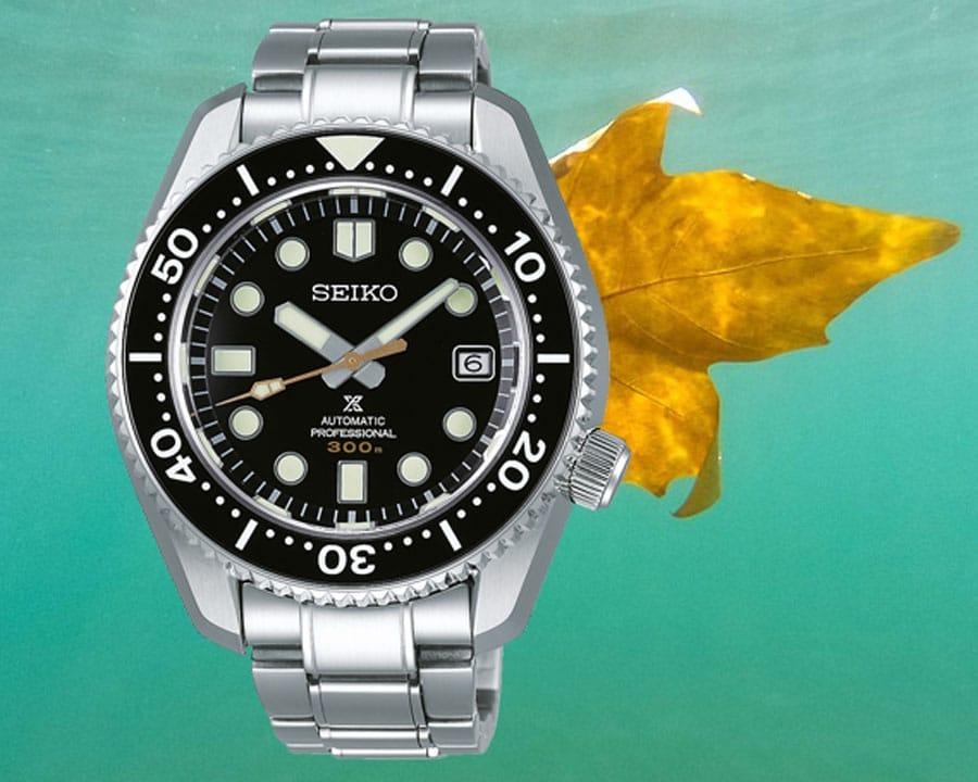 Seiko: Die neue Prospex Marinemaster Professional Referenz SLA021J1