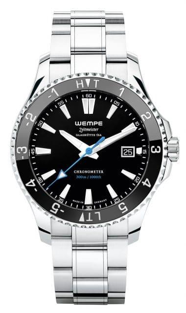 Wempe Glashütte: Zeitmeister Sport Tiden Automatik