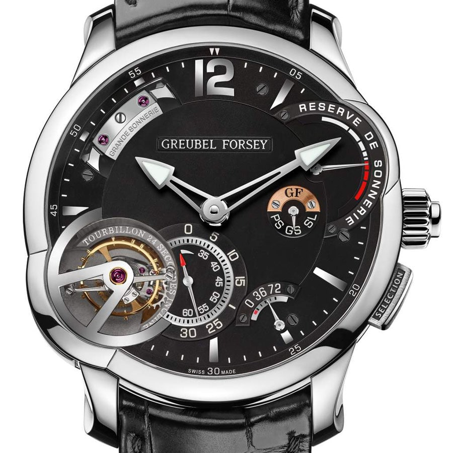 "GPHG 2018: In der Kategorie ""Mechanical Exception Watch"" siegt Greubel Forsey mit der Grande Sonnerie"