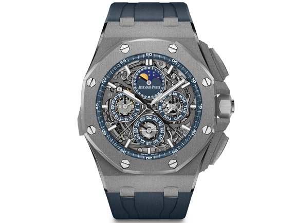 Audemars Piguet: Royal Oak Offshore Grande Complication