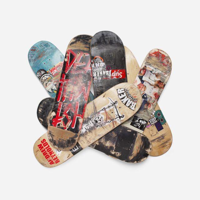 Baume: Die junge Uhrenmarke kreiert Uhrengehäuse aus alten Skateboards von Erik Ellington und HRS