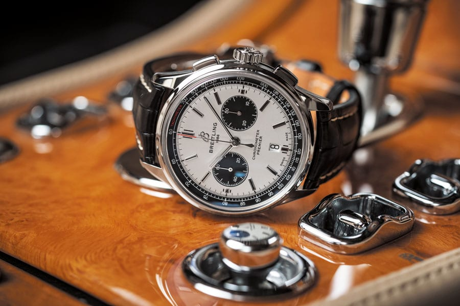 Breitling: Premier B01 Chronograph 42