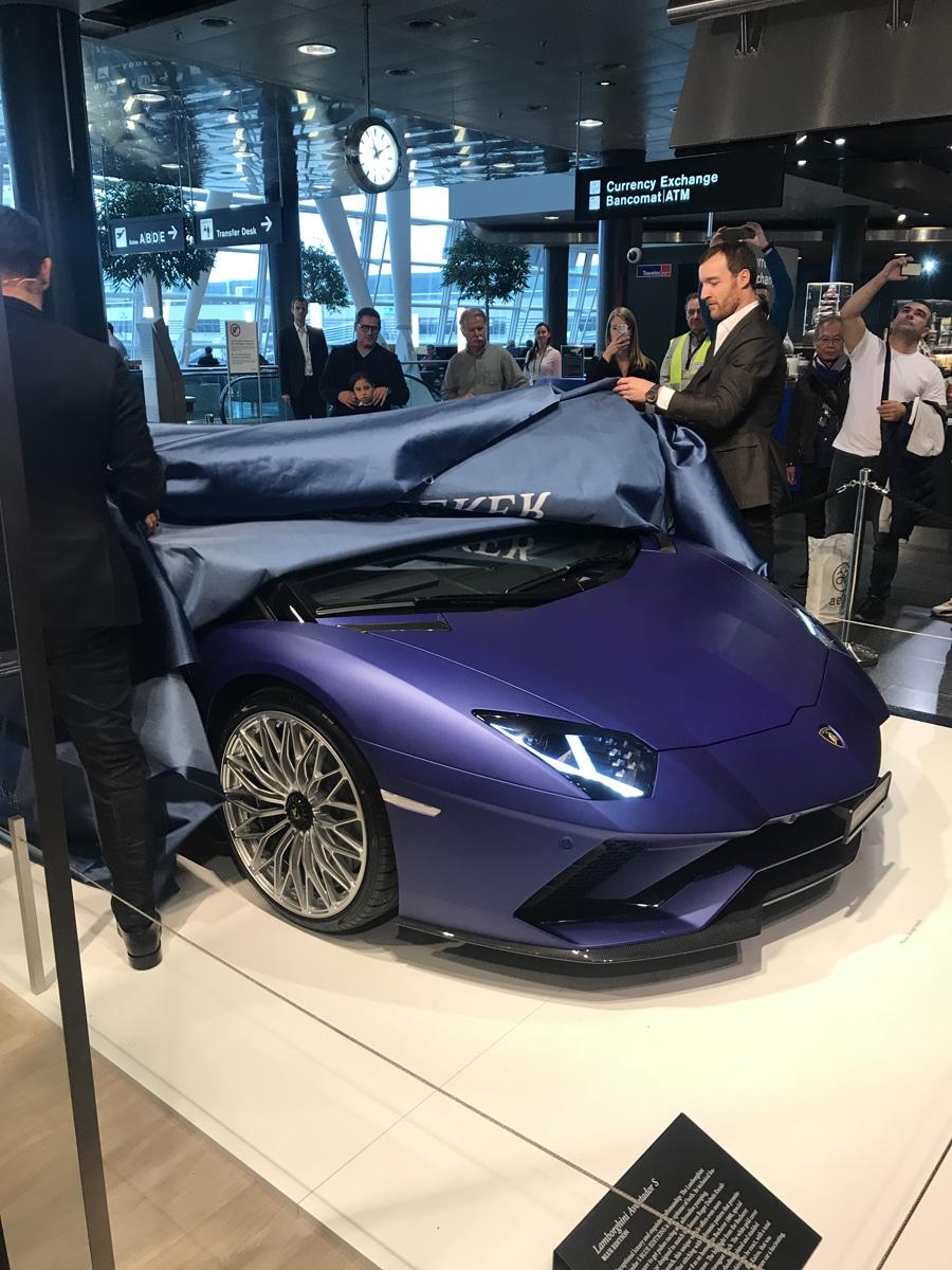 Enthüllung Lamborghini Foto Holger Christmann 72dpi