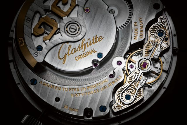 Glashütte Original: Kaliber 89-02