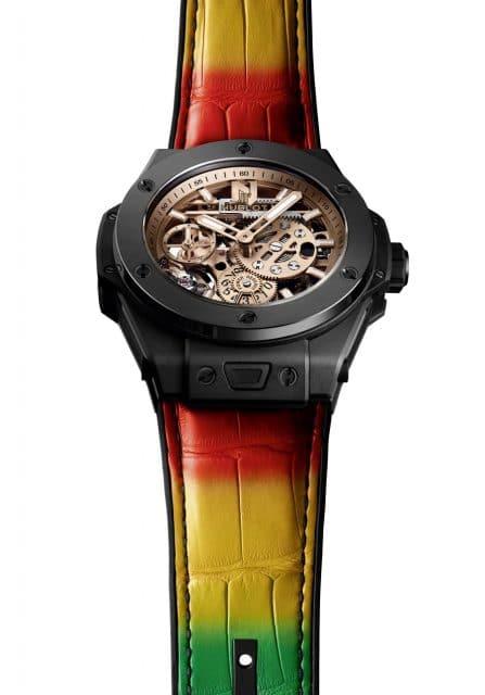 Neueste Modell: Hublot Big Bang Meca-10 Nicky Jam