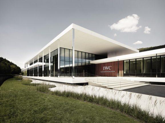 IWC: Das neue Manufakturzentrum in Schaffhausen