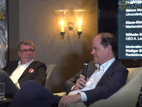 Klaus-Dieter Koch über die Funktion der Marke beim Uhrenkauf