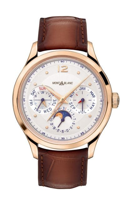 Montblanc: Heritage Perpetual Calendar Limited Edition