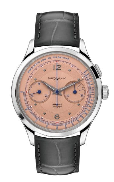 Montblanc: Heritage Pulsograph Limited Edition