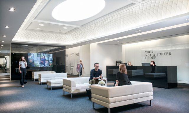 Mr Porter gehört zur Yoox-Net-à-Porter-Gruppe und residiert im Londoner Westfield Shopping Centre. Das Online-Versandhaus ist Teil des Richemont-Konzerns.