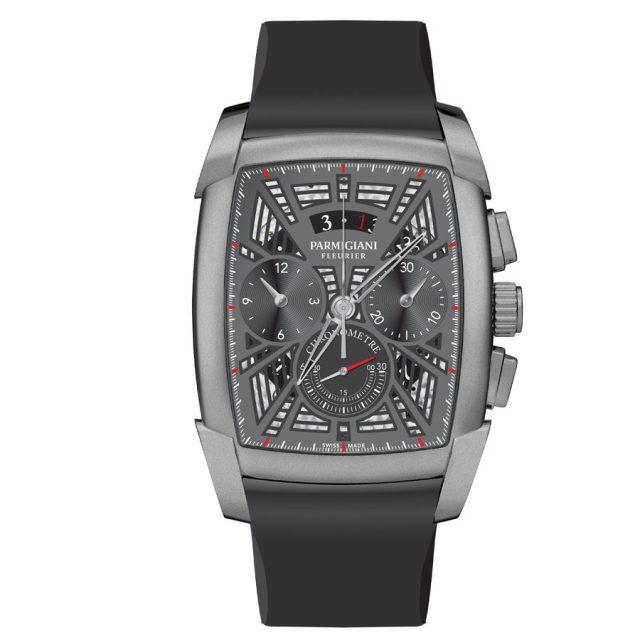 Parmigiani: Kalpagraphe Chronomètre Titanium