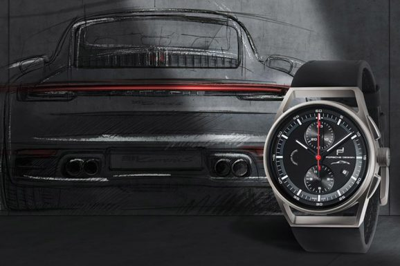 Porsche Design: 911 Chronograph Timeless Machine Limited Edition
