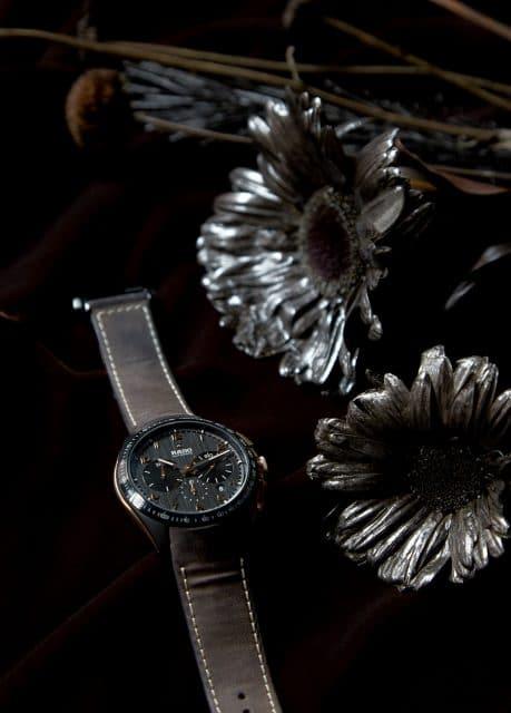 Rado: HyperChrome Chronograph Bronze