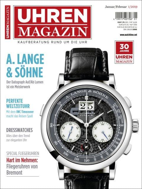 Uhren Magazin 1 2019 Watchtime Net