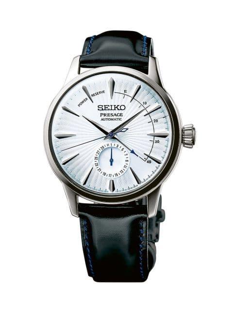 Platz 2 der 25 meistgesuchten Uhren unter 1.000 Euro: Seiko Presage