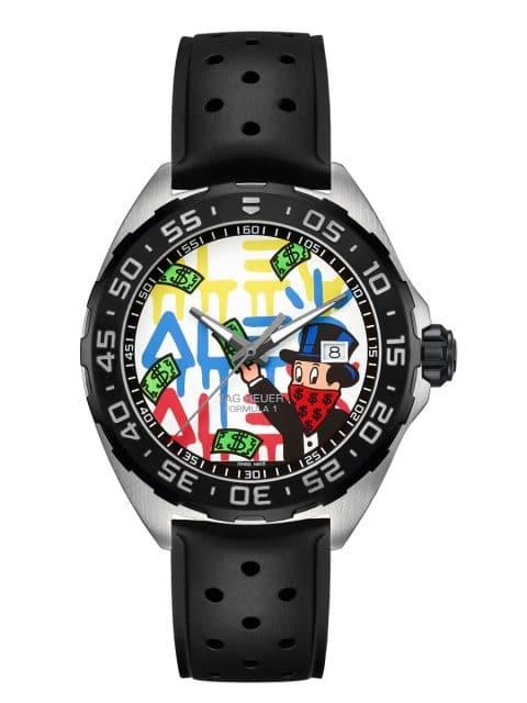 TAG Heuer: Formula 1 Alec Monopoly